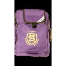 St Mary's Rucksacks with School Logo