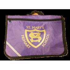 St Mary's Satchel Bags with School Logo