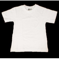 White Round neck T Shirts suitable for PE