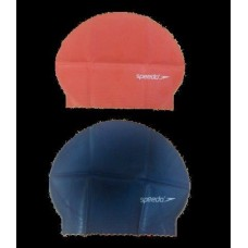 Swimming Hats Available in Pink Or Blue (One Size)