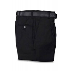 Boys Black Teflon Trousers