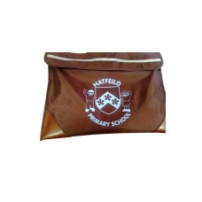 Hatfeild Bookbag With School Logo