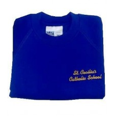 St Cecilia's Royal Sweatshirts With School Logo