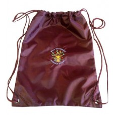 West Wimbledon Burgundy PE Bag