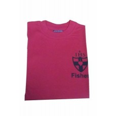 Wimbledon College Fisher House Red PE T Shirt