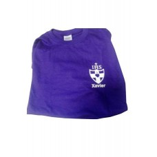 Wimbledon College Xavier House Purple PE T Shirt