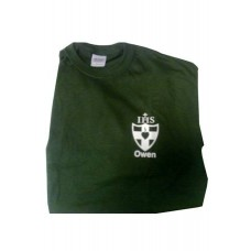 Wimbledon College Owen House Dark Green PE T Shirt