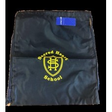 Sacred Heart PE Bag with Logo