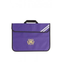 St Mary's Wimbledon Book Bag with School Logo
