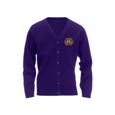 St Mary's Wimbledon Cardigan with School Logo