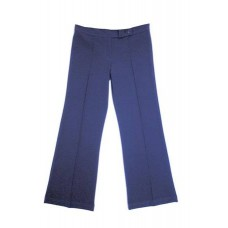 Girls Navy Trousers