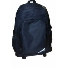 Large Sturdy Black Rucksacks