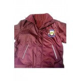 Hatfeild Reversible Jacket with Logo