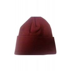 Wimbledon College Maroon Woolly Cap